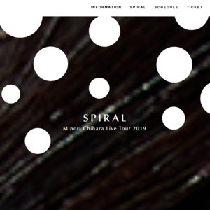 Minori Chihara Live Tour 2019 ~SPIRAL~ 東京中野公演