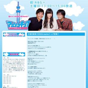 アニキン~Satellite Radio(2013年第11回)