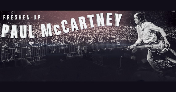 PAUL McCARTNEY FRESHEN UP JAPAN TOUR 2018 東京公演1日目