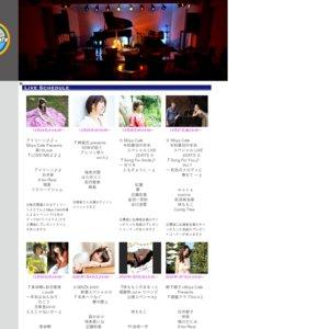 ☆ Miiya Cafe 年末スペシャル LIVE 2DAYS ☆ 『 Song For You♪ Vol.6  』(伊藤さくら/Candy Tree/前田有加里/岩井明日海/金田一芙弥)