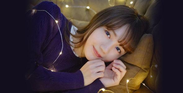尾崎由香 2nd Single 「オトシモノ」 発売記念クリスマスイベント
