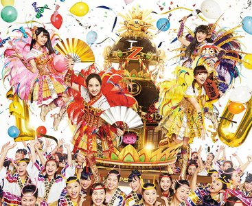 週末女主角 桃色幸運草Z ASIA TOUR Vol.1 「MOMOIRO CLOVER Z」