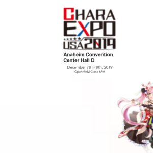 CharaExpo USA 2018 Day 1 Raise A Suilen Live Stage