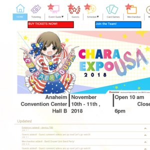 CharaExpo USA 2018 Day 2 Revue Starlight Special Stage