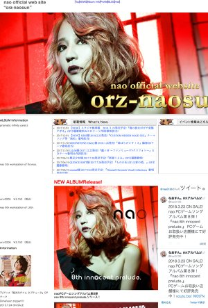 nao B.D. Live(?)orz Lv.34!!なおすん生誕独り会。1部 COOL°EDISION