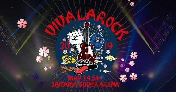 VIVA LA ROCK 2019 5/3