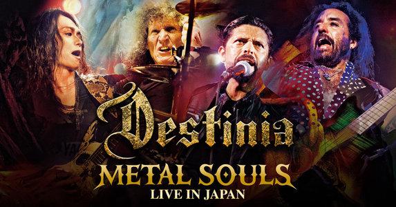Nozomu Wakai's DESTINIA - METAL SOULS Live in Japan 東京公演