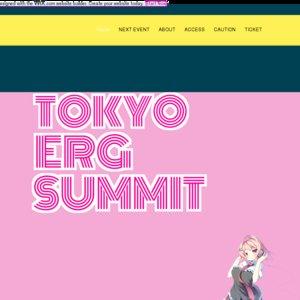 TOKYO ERG SUMMIT VOL.34 LIVE SIDE