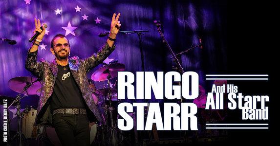 RINGO STARR And His All Starr Band 東京公演 4日目[追加公演]