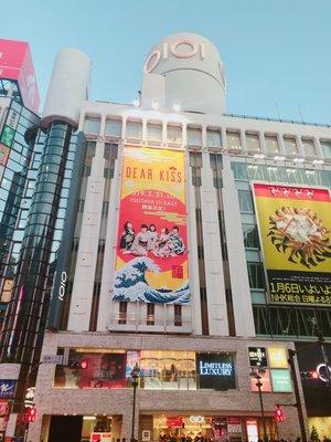 渋谷マルイ大幕見ましたか〜??この日もライブします!