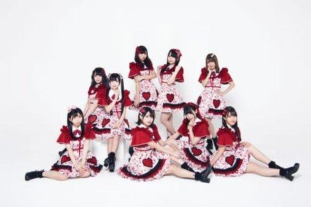 イケてるハーツ 7thシングル「Sparkle☆Power」リリースイベント ミニライブ&特典会 AKIHABARAゲーマーズ本店 1回目
