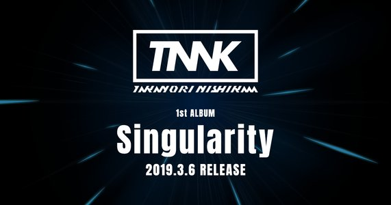 Takanori Nishikawa 1st LIVE TOUR [SINGularity]名古屋公演1日目