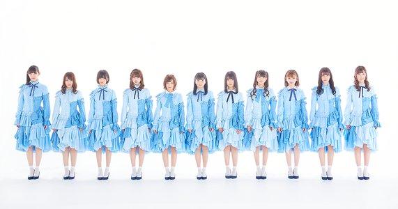 """22/7 定期公演 """"ナナニジライブ"""" #12"""