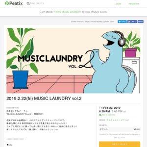 MUSIC LAUNDRY vol.2