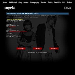 "angela Asia Tour 2019 ""aNI-SONG"" 日本公演"