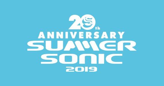 SUMMER SONIC 2019 東京会場 1日目