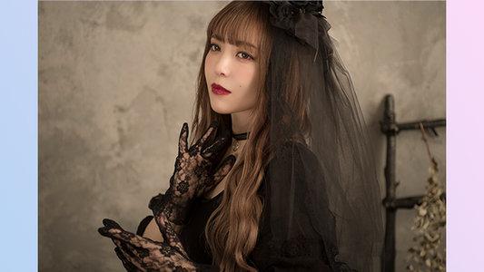 黒崎真音「幻想の輪舞」リリースイベント ソフマップAKIBA①号店 1日目