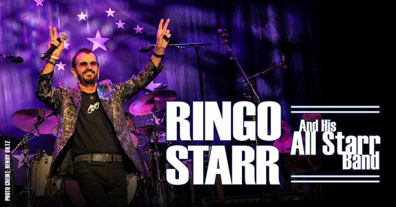 RINGO STARR And His All Starr Band 大阪公演