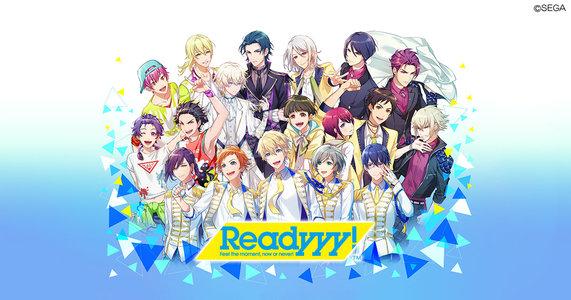 『Readyyy!』CD発売記念インストアイベント アニメイト大阪日本橋