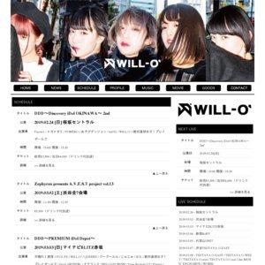 WILL-O'定期公演 #月イチWILLO vol.9