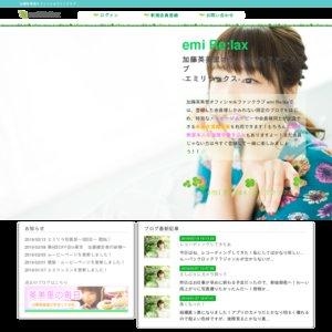 加藤英美里オフィシャルファンクラブemi Re:lax 第9回OFF会in東京 第1回