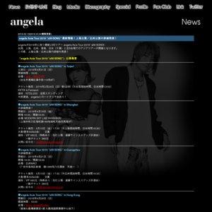 "angela Asia Tour 2019 ""aNI-SONG"" 広州公演"