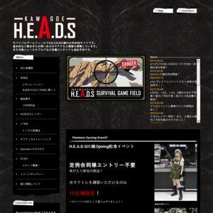 H.E.A.D.S川越 2月24日 タクトレイベント