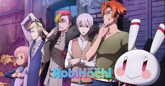 アニメ『RobiHachi』オープニングテーマ エンディングテーマ発売記念イベント【きゃにめ1回目】