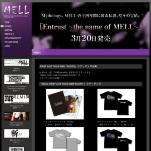 MELL FIRST LIVE TOUR 2008 SCOPE @愛知