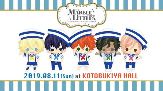 【第1回】「THE MARBLE LITTLES SUMMER FAN MEETING 2019」