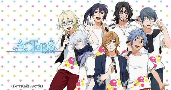 AnimeJapan 2019 2日目 【KILLER PINKステージ】TVアニメ『ACTORS』スペシャルステージ
