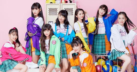 Girls² デビューシングル『ダイジョウブ』リリース記念フリーライブ&特典会 けやきウォーク前橋