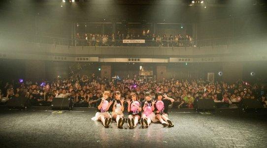 4/18(木)「DEAR KISS定期公演 in 秋葉原」 @AKIBAカルチャーズ劇場
