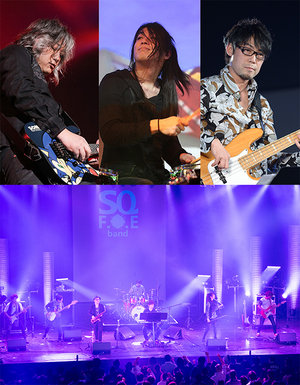 FACE to FACE vol.2 ~SONIC ADVENTURE MUSIC EXPERIENCE & SQ F.O.E band~