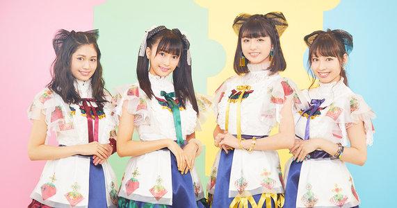 マジカル・パンチライン ニューシングルリリースイベント@タワヨコ 13:00