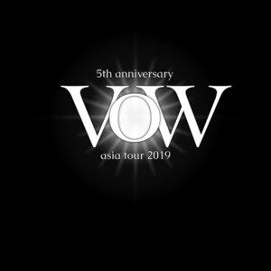 Q'ulle 5周年記念アジア6大都市ベストツアー「VOW」北京公演 1部