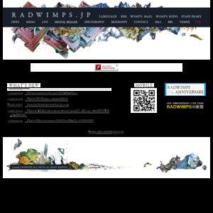 RADWIMPS LIVE TOUR 2014 長野公演