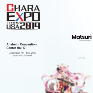 CharaExpo USA 2019 Day 1