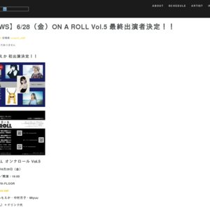 ON A ROLL vol.05