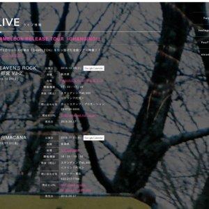 ナナヲアカリ DAMELEON RELEASE TOUR「CHANGING!」 東京公演