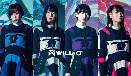 WILL-O'「感情線染ヒカリエモーション」リリースイベント@MAGNET by SHIBUYA109