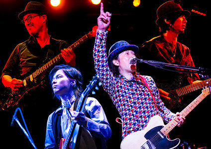 Being Guitar Summit Vol.7 大阪公演1st