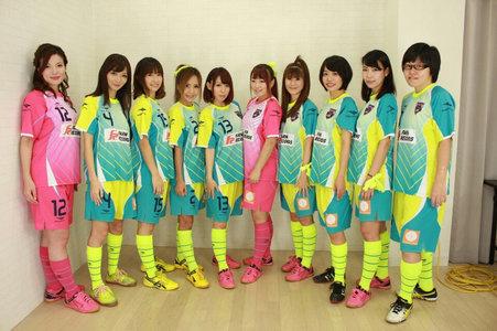魔法のダイエット presents 芸能人女子フットサルリーグ2018-19 ≪6月大会≫