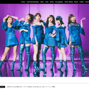 "【フリーライブ】9thシングル「NAKED」&「predia tour""THE ONE""FINAL ~Supported By LIVE DAM STADIUM~」Blu-ray/DVD リリースイベント @川崎"