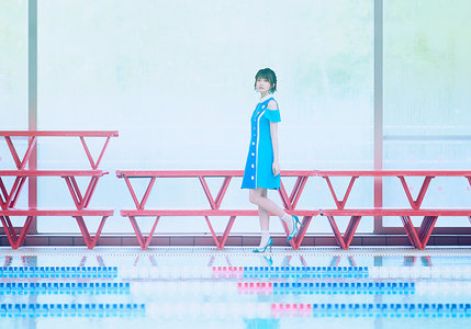 駒形友梨 2ndミニアルバム「Indigo」発売記念イベント タワーレコード新宿店