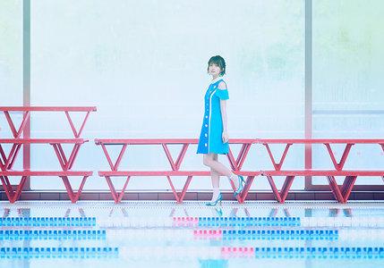 駒形友梨 2ndミニアルバム「Indigo」発売記念イベント AKIHABARAゲーマーズ本店