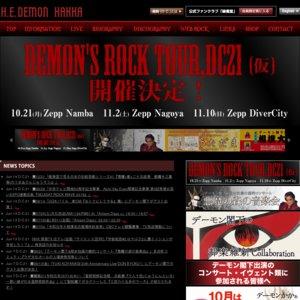 DEMON'S ROCK TOUR, D.C.21(仮) 愛知