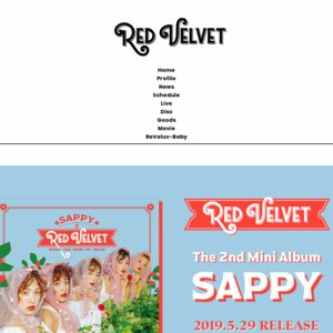Red Velvet 「SAPPY」購入者限定イベント 東京1部