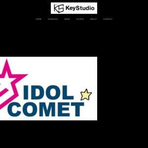 IDOL COMET Key Studio無料ライブ Vol.5