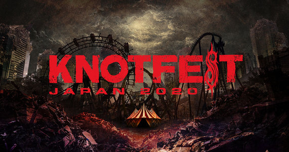 KNOT FEST JAPAN 2020 DAY1 - ROADSHOW